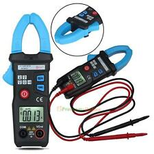 Digital Clamp Meter Multimeter Amp Meter AC/DC Current Voltage Resistance Tester