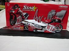 NHRA 2001 Winston,Pro Stock Bike,Angelle Seeling,1:9 scale,1 of 6196 made