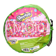 SlumberTrek Shopkins Slumber Girls Sleeping Bag *New