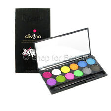 Sleek i-Divine Acid Eyeshadow Palette