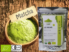 UJICHA.CO JAPAN HIGH GRADE MATCHA GREEN TEA POWDER/MATCHA COFFEE LATTE