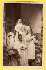 cpa AFRIQUE POUPONNIERE à DAKAR Soeurs Missions Catholiques