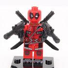 Deadpool Marvel Universe Mini Figure Fits Lego -NEW-