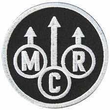 My Chemical Romance Music Logo Iron On Patches Vest Jacket T Shirt Hat #S110