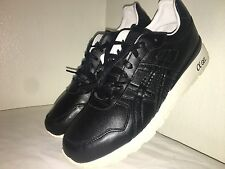 Asics Men's GT-II Leather Shoes Sneakers H43GK 9090 Kith Grand Opening Size 9