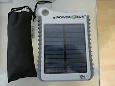 Power Curve Universal Phone Camping Travel Blackberry Solar Micro Mini Charger