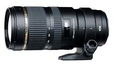 NEW TAMRON SP 70-200mm f/2.8 Di VC USD FAST TELEPHOTO LENS FOR CANON - A009E
