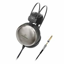 audio-technica ATH-A2000Z titanium-housing Headphones-AUTHORIZED USA DEALER