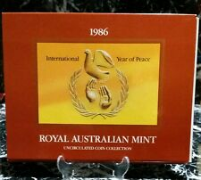 1986 Royal Australian Mint