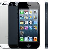 64 Go Apple iPhone 5 Débloqué 4G LTE Smartphone TéléPhone Espace Gris / Noir