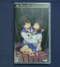 PSP Corpse Party Book of Shadows Japan ver. Official VGC!!