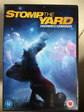 STOMP THE YARD - HOMECOMING  Street Dance / Streetdance Musical / Drama ~ UK DVD