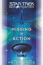Star Trek Ser. New Frontier: Missing in Action by Peter David (2006, Hardcover)