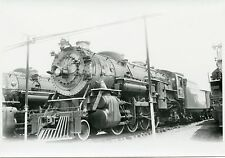 HH454 RP 1940/50s  SOUTHERN RAILROAD TRAIN ENGINE #4845