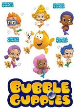 Bubble Guppies # 11 - 8 x 10 - T Shirt Iron On Transfer
