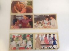 Lot Of 5 Trading Postcards Of The American Girls 1995 Pleasant Co