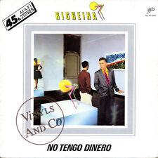 "RIGHEIRA - No Tengo Dinero [5'30] MAXI 45 TOURS France ITALO Maxi-Single 12"""