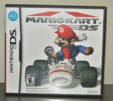 Mario Kart DS COMPLETE ****CIB**** GREAT condition Nintendo DS