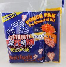 Popcorn / Coconut Oil  8 oz. Kit (24) Packs Naks Paks