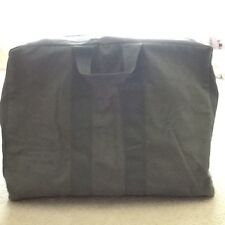 Military Issue USAF Air Force Flyers Aviator Pilot Parachute Flight Kit Bag Sage