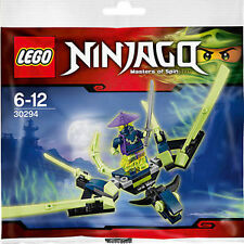 "LEGO 30294 NINJAGO Master Of Spinjitzu  "" The Cowler Dragon "" - Hot Item"