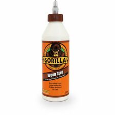 GORILLA PVA Wood Glue Water Resistance Incredibly Strong Toughest Job 532ml