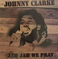 JOHNNY CLARKE JAH JAH WE PRAY NEW CD £9.99