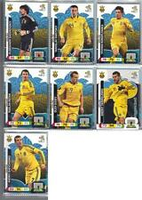 YEVHEN KONOPLYANKA UKRAINE PANINI ADRENALYN XL FOOTBALL UEFA EURO 2012 NO#