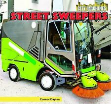 Street Sweepers (City Machines)-ExLibrary