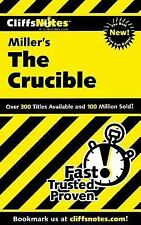 CliffsNotes on Miller's The Crucible (Cliffsnotes Literature Guides) Calandra,