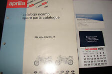Aprilia RSV Mille R NOS Spare Parts Catalogue Part # 88390Y0