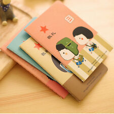 1Pc Lovely Cartoon Notepad Memo Paper Diary Notebook Exercise Book Journal