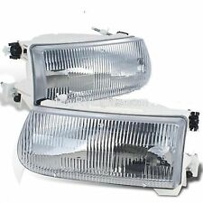 ALFA SUMMIT 2004 PAIR HEADLIGHTS HEAD LIGHTS FRONT LAMP RV MOTORHOME