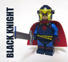 LEGO Custom -- Black Knight -- Marvel Super heroes mini figure