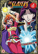 Slayers - Evolution R: Season 4 Part 2 DVD NEW