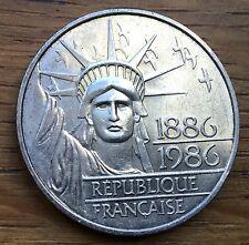 PIECE DE 100 FRANCS 1986 EN ARGENT (44)