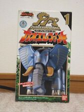 Power Rangers Wild Force GAORANGER DX ELEPHANT ZORD Gaoelephant