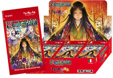 Force of Will The Millennia of Ages Booster Box - Sealed MOA - 36 Packs