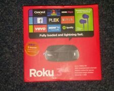 Roku 3 HD Streaming Player-Ex-Demo