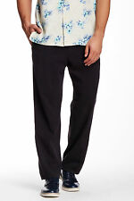 TOMMY BAHAMA FLYING FISHBONE PANTS BLACK MENS SIZE 30X30 NEW WITH TAGS