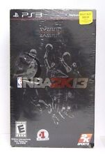 Brand New Factory Sealed NBA 2K13 Dynasty Edition PS3