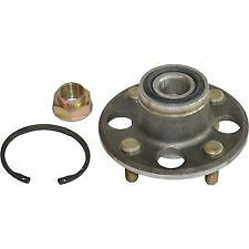 WHEEL BEARING HUB KIT REAR LEFT RIGHT HONDA CIVIC CRX MK2 INTEGRA LOGO QWB592