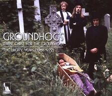 Groundhogs - Thank Christ for the Groundhogs - CD