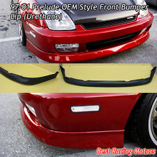 OE Style Front Lip (Urethane) Fits 97-01 Honda Prelude