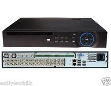 1080P 32 Channel HDCVI 1.5U DVR - 32CH HD-CVI DVR