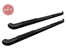 "LAST CALL APU Black 3"" Side Step Nerf Bars for 2011-2016 Ford Explorer - SET"