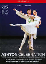 The Royal Ballet: Ashton Celebration (DVD, 2013)