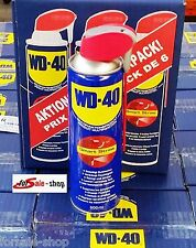 12 x 500ml wd-40 SCIOGLI RUGGINE SMART Straw sistema azione 2x 6-Pack! SUPER OFFERTA