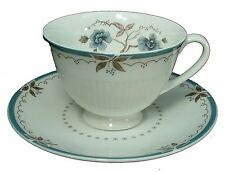 ROYAL DOULTON china OLD COLONY TC1005 pattern CUP & SAUCER set