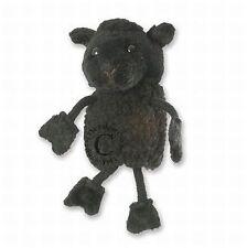 Fingerpuppe schwarzes Schaf 12cm groß NEUWARE